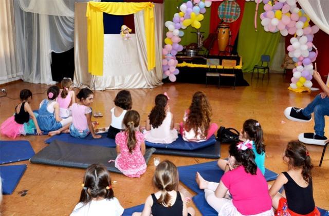 Semana da Criança em Assis foi repleta de atividades na Casa da Cultura