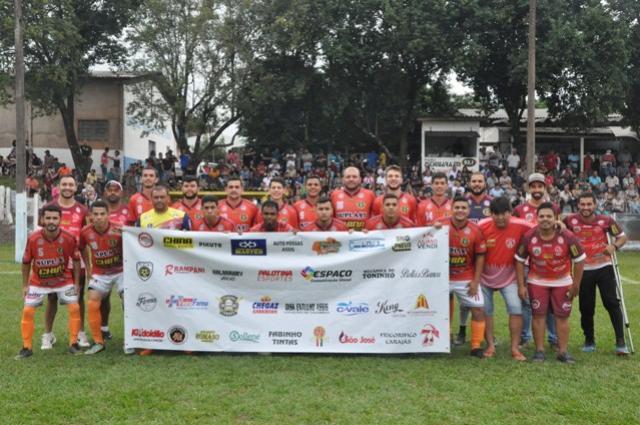 Dnapolli X China/Ramal Bonito decidem Regional de Futebol Suíço neste domingo, 14