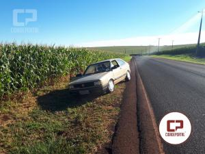 Posto Policial Rodoviário de Assis Chateaubriand recupera veículo furtado em Cascavel na madrugada
