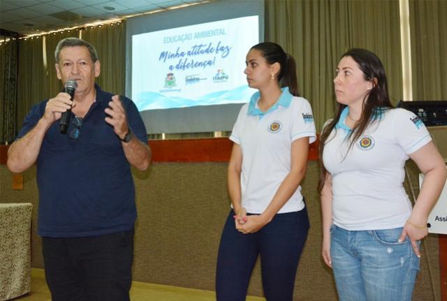 Governo de Assis trabalha para formar uma cultura sustentável