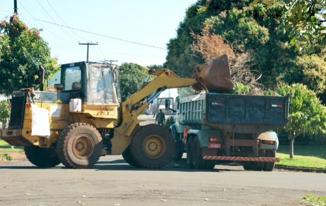 Prefeitura fará mutirão de limpeza no Carolina e Mini Parque, a partir de segunda-feira, 16