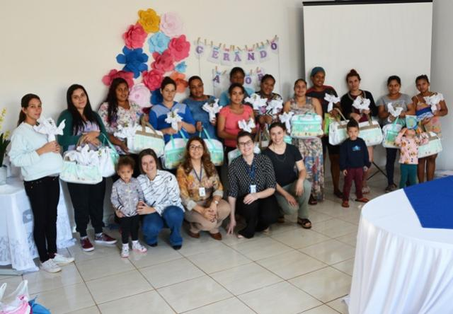 Projeto Gerando Amor oferece oficina a gestantes de Assi