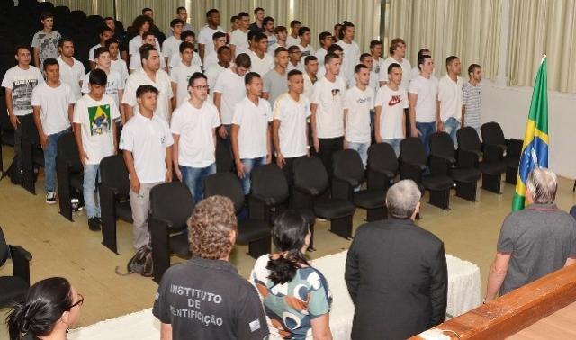 Junta Militar de Assis Chateaubriand convoca jovens alistados em 2019 para Juramento à Bandeira