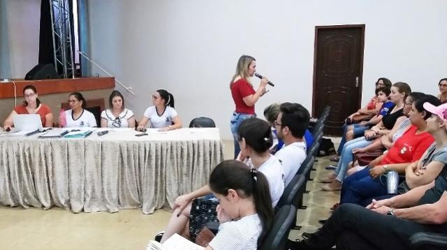 Notas técnicas do Plano Municipal de Educação são apresentadas em audiência pública em Assis