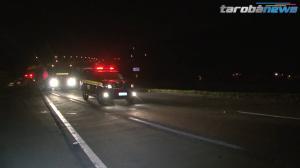 Ex-morador de Assis Chateaubriand e policial militar morrem em acidente na BR-369