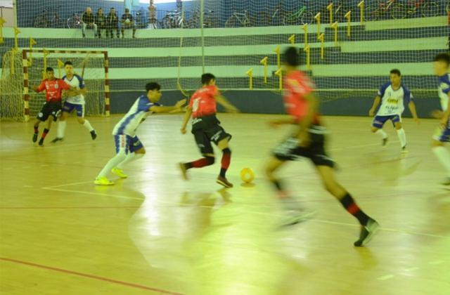 Jogos Escolares movimentam semana estudantil em Assis Chateaubriand
