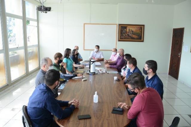 Assis Chateaubriand e Itaipu Binacional firmam continuidade de convênio