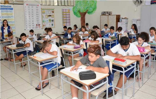 Alunos da rede municipal de Assis Chateaubriand participam da Prova Paraná