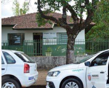 Dois veículos da Unidade da Emater de Moreira Sales foram furtados neste fim de semana