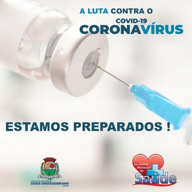 Valtinho garante que o município está preparado para vacinação contra Covid-19