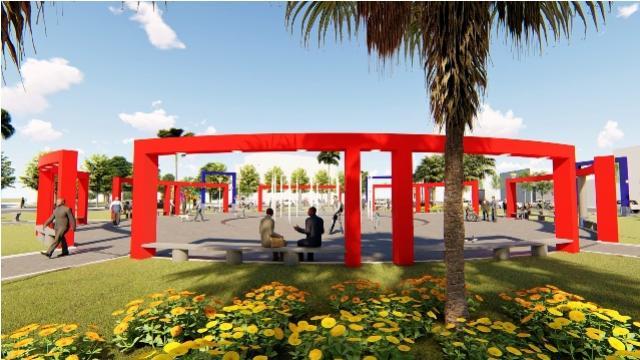 No município de Assis Nova Praça dos Pioneiros tem projeto apresentado