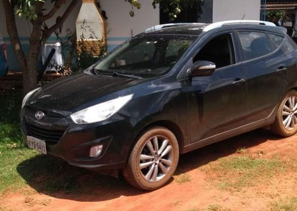 PM de Japorã recupera veículo roubado no Rio de Janeiro