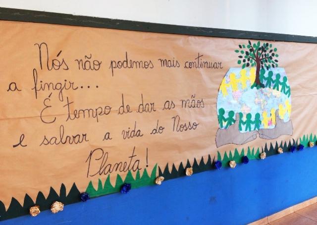 Município de Assis promove ações de conscientização sobre o Meio Ambiente