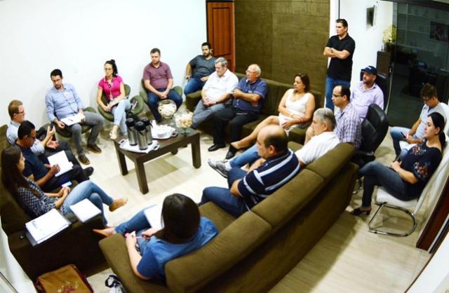 Governo Municipal de Assis Chateaubriand ajusta estratégia com Itaipu para novos investimentos