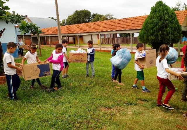 Educação Ambiental nas escolas de Assis já traz resultados positivos