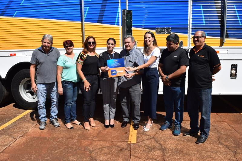 Carreta-escola do Senac oferta cursosna área da Gastronomia em Assis