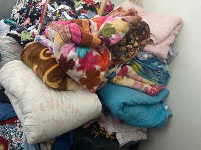 Moradores de Bragantina e comunidades se unem para doação de cobertores para Assistência Social