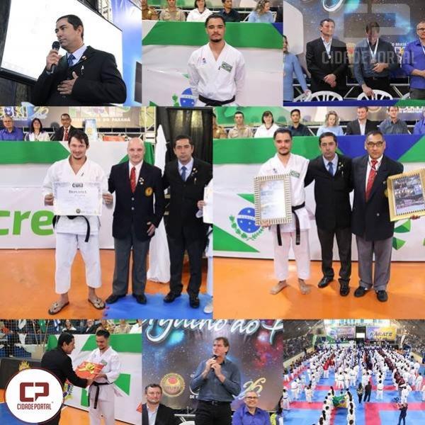 Associação anfitriã conquista título da 2ª etapa do estadual de karate