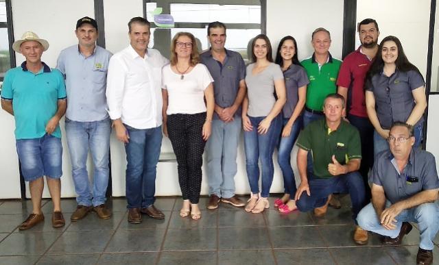 Secretaria de Desenvolvimento faz visitas a empresas do Município de Assis