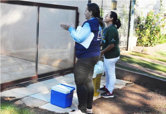 Secretaria de Saúde de Assis realiza a segunda etapa da mobilização de prevenção à febre amarela