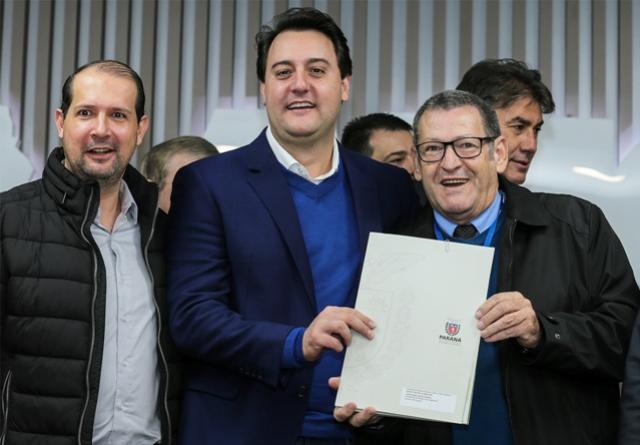 Governador anuncia R$ 4,3 milhões para asfalto em Assis Chateaubriand