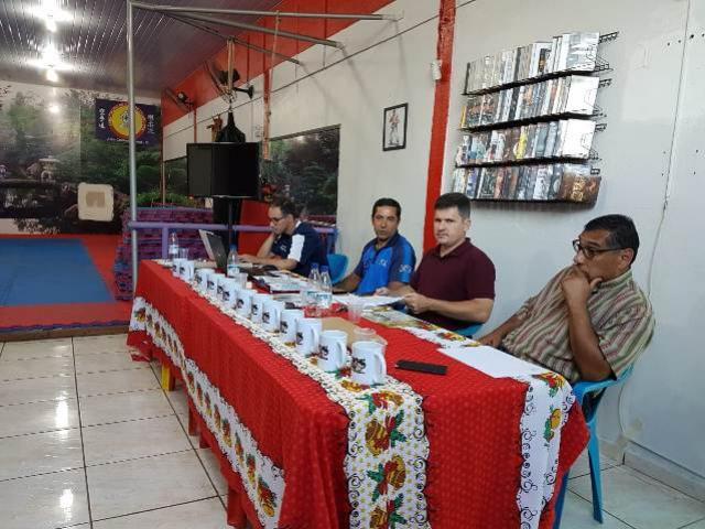 Federação Estadual de Karatê Interestilos define calendário para 2020 em Assis Chateaubriand