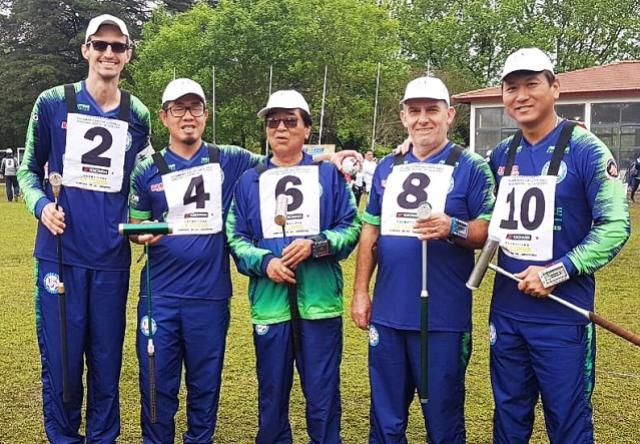 Assis Chateaubriand garante 9º lugar no 18º Campeonato Sul-americano de Gateball