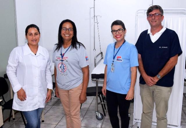 Ambulatório da Dengue prestou quase 7 mil atendimentos em Assis Chateaubriand