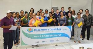 Município de Assis realiza Oficina de Confecção de Travesseiros Aromáticos e Medicinais