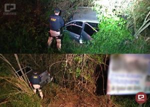 Após perseguição, homem é preso pela PRF nas proximidades de Assis Chateaubriand
