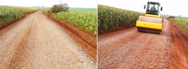 Governo de Assis garante estradas rurais em boa qualidade e reforça investimento