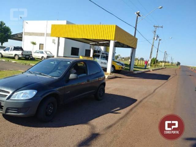 Veículo com mais de 6 mil reais em impostos foi apreendido em Marechal Candido Rondon