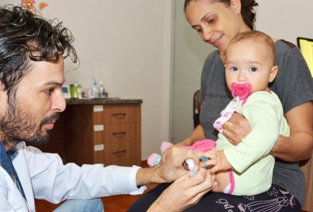 Assis Chateaubriand vacinou 83% do público contra a gripe