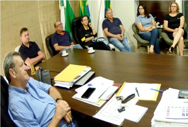 Prefeitura instalará câmeras de monitoramento em Assis Chateaubriand