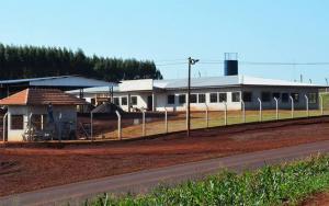 Prefeito Pegoraro assina ordem de serviço para barracão do novo Pátio de Máquinas
