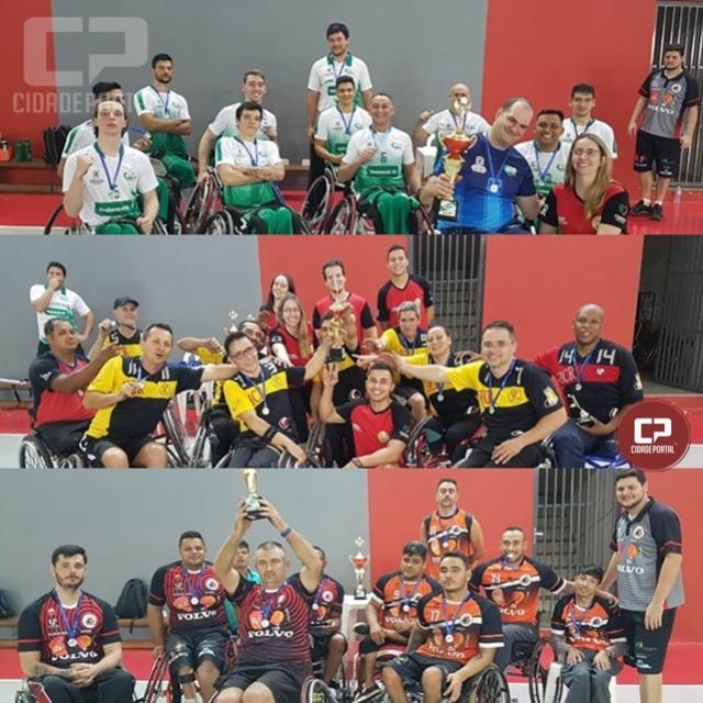 Cascavel comemora título do Paranaense HCR7