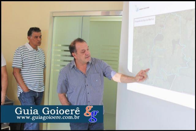 Movimento Pró Piquiri apresentou ao poder Executivo de Mariluz implementação da Área de Proteção Ambiental