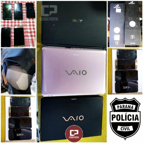 Polícia Civil prende suspeita de desviar mais de R$ 420 mil da Prefeitura de Itaipulândia