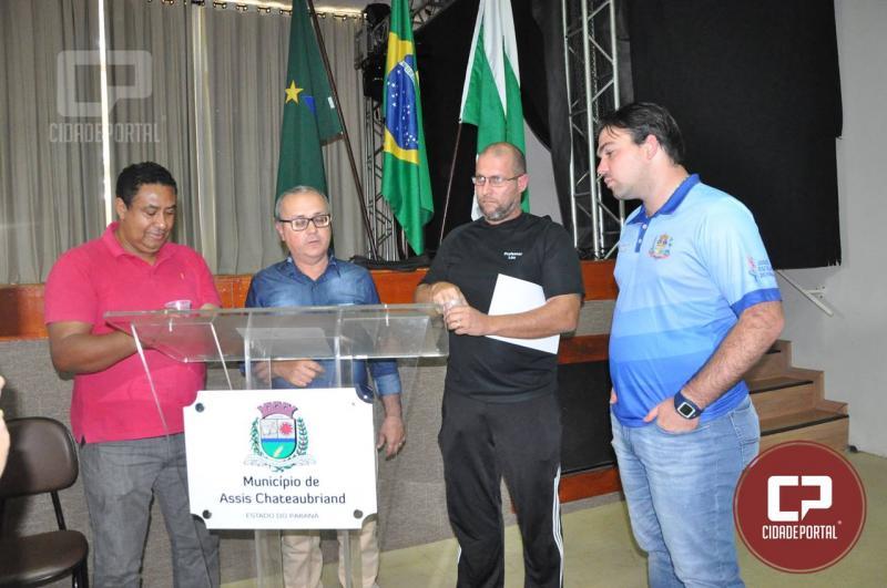 LIFAC sorteia grupos para o regional das categorias mirim, infantil e juvenil em Assis Chateaubriand