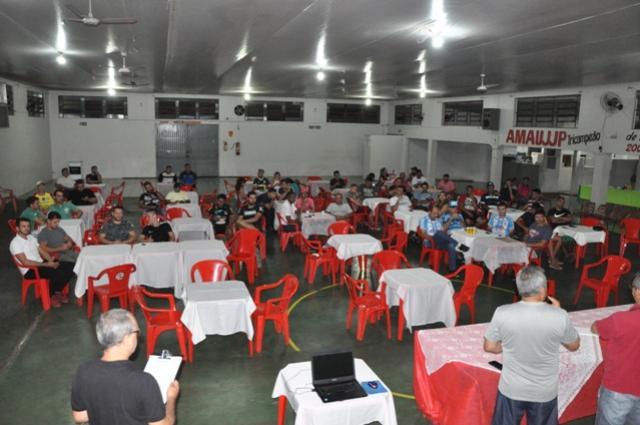 Arbitral sorteia grupos para a Taça Pegoraro do Jussara/Panorama em Assis