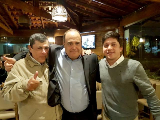 Maurílio Viana conta com apoios importantes rumo a uma vaga na Câmara Federal em 2018