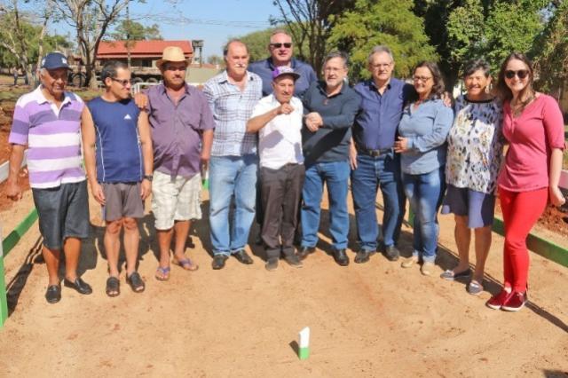 Eventos marcaram comemoração de aniversário do Piquirivaí neste domingo, 19