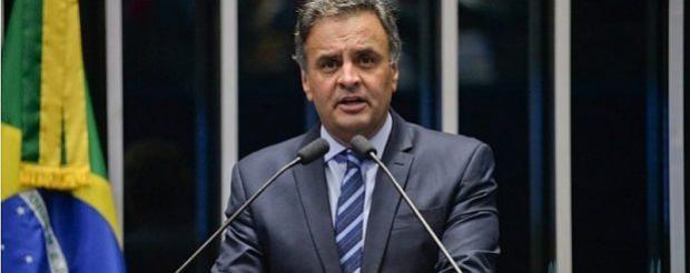 Aécio pediu R$ 15 milhões, diz Odebrecht