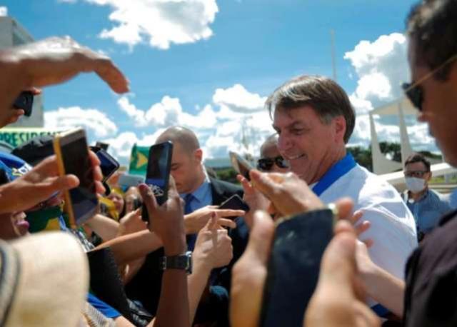 Bolsonaro é denunciado em tribunal internacional