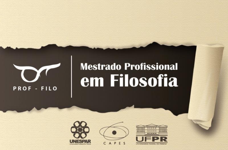 Unespar inicia Mestrado Profissional em Filosofia em março, confira aprovados
