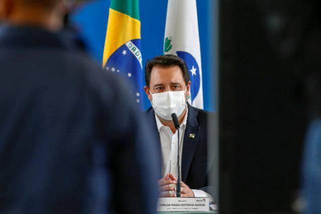 Corujão da vacinação é nova estratégia para ampliar campanha no Paraná