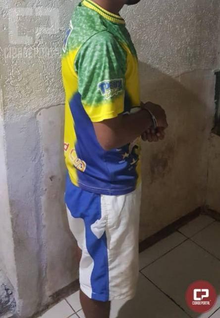 Polícia Militar prende autor de furto na área central de Maringá