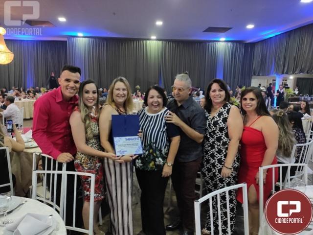 Colégio Novo Mundo e Professores receberam Prêmio Impacto - Qualidade Total