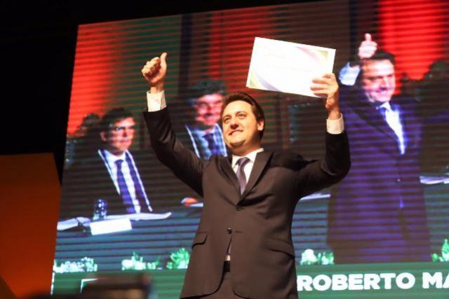 Ratinho Junior é Diplomado governador