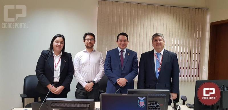 Consulado Paraguaio Auxilia Justiça em São Miguel do Iguaçu